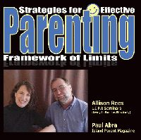 A Strategy for Effective Parenting (CD)